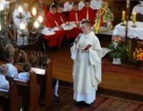 Więcej o: Rozpoczęcie roku szkolnego i katechetycznego 2018/2019