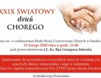 Więcej o: Obchody XXIX Światowego Dnia Chorego w naszej archidiecezji