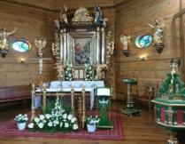 Więcej o W niedzielę i święta nakazane uczestniczyć we Mszy świętej i powstrzymać się od prac niekoniecznych.